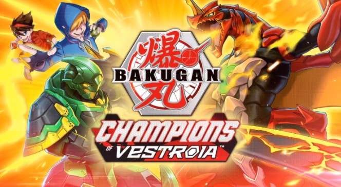 Bakugan: Champions of Vestroia's mystery Nintendo Switch Project