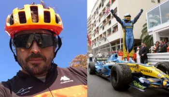 Fernando Alonso signs with Renault for 2021 F1 season