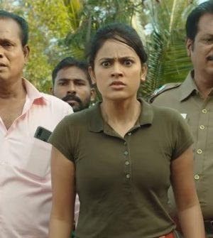 IPC 376 Trailer : Nandita Swetha's horror thriller on rape crime