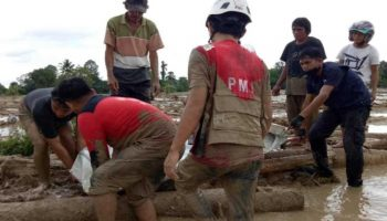 Indonesia Flash Floods leave several dead