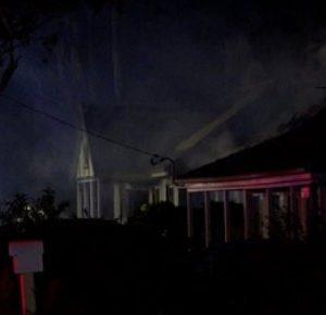 Infant dies inside a burning home in Bargo