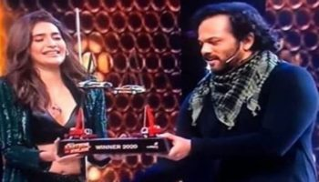 Karishma Tanna won KKK10 grand finale on Colors
