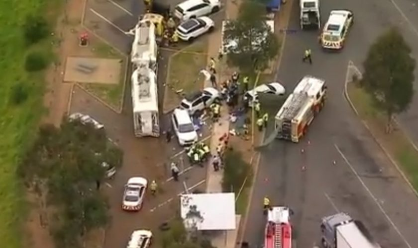 Menangle Accident: A young girl died, several injuries following track crashed on Hume Highway