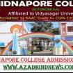 Midnapore College Online Admission Merit List 2020