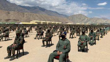 PM Modi' surprise visit to Ladakh amid India-China border tension