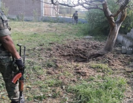Pulwama: CRPF Convoy targeted by IED blast, One Jawan injured