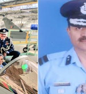 Hilal Ahmed Rather Anantnag first pilot to fly Rafale