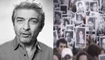 Argentine artist Ricardo Darín recorded a video 'Let's stop hate'