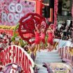 The 2021 Rose Parade cacelled amid coronavirus pandemic