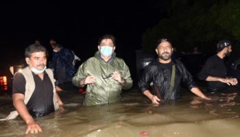 Karachi recorded highest ever rainfalls killed 23 people