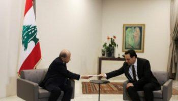 Hassan Diab Lebanon Government resigned over Beirut blast