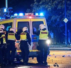 Sweden riots sparked after holy Quran burning viral video