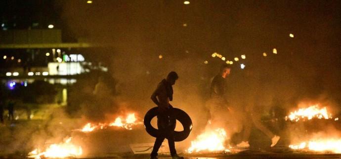 Sweden riots viral video after Quran burning