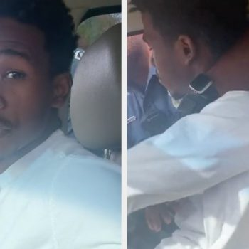 A Viral TikTok Is Raising Concerns About Cops Using Excessive Force On A Man Who Was A Passenger Of A Traffic Stop