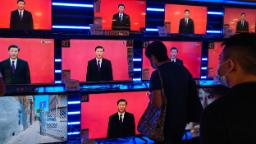 Analysis: What the reaction to China's leader coughing during a speech says about East Asia right now