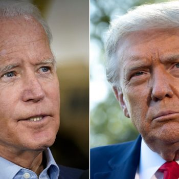 CNN Polls: Biden leads in Pennsylvania and tight race remains in Florida