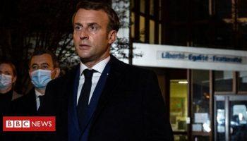 Macron calls Paris beheading 'Islamist terrorist attack'