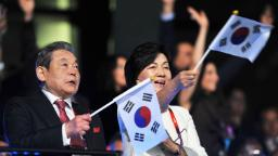 Samsung chairman Lee Kun-hee dies after long illness