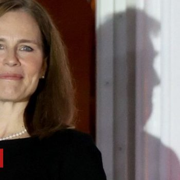 The Countdown: Amy Coney Barrett is judged and Joe Biden goes to Georgia