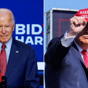 US Election 2020: Trump slams lockdowns, Biden accuses him of insulting victims