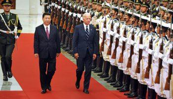 Biden and China