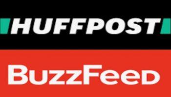 Buzzfeed buys News website HuffPost from Verizon Media
