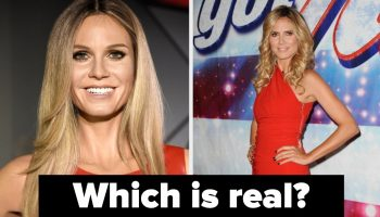 Can You Differentiate The Real Celeb From Their Wax Figure?