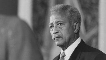 David N. Dinkins, New York's First Black Mayor, Dies at 93