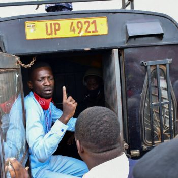 Deadly Protests Erupt in Uganda After Arrest of 2 Opposition Figures