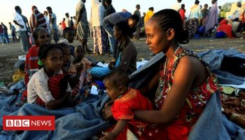 Ethiopia's Tigray crisis: UN warns of war crimes as deadline looms