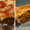 I Tried To Make A Classic Aussie Meat Pie Using Plant-Based Mince