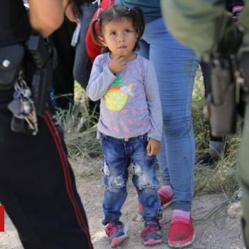 Judge rules US can't use Covid-19 to expel migrant children