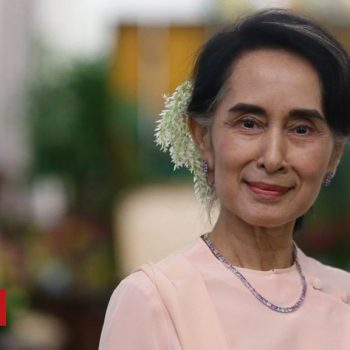 Myanmar: Aung San Suu Kyi's party wins majority in election