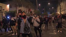 Violent protests in Peru amid political turmoil as country has 3 presidents in one week - CNN Video