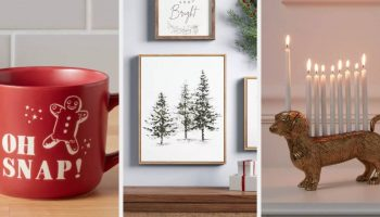 31 Things From Target That'll Make Your Home Extra Festive For The Holidays