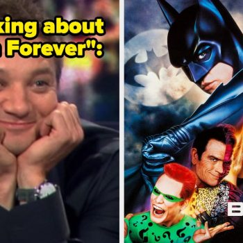 """""""Batman Forever"""" Is The Most Fun Batman Movie Ever Made And That's It, That's The Post"""