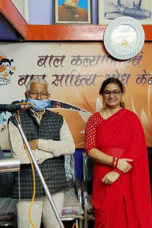 Bhopal: Reliving childhood at Bal Kavita Goshti