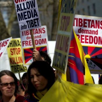 China's 'labour transfer policy' in Tibet bears disturbing similarities with forced labour of Uighurs in Xinjiang