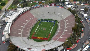 College Football Playoff semifinal at Rose Bowl will be relocated to Texas