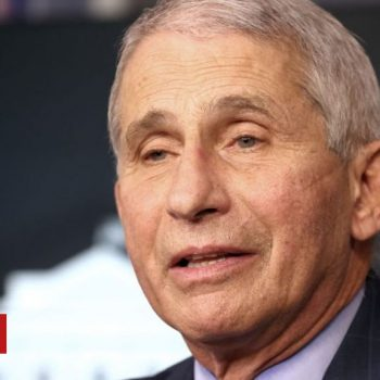 Dr Fauci: The UK 'was not as careful' as US in vaccine approval