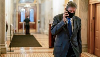 For Manchin, a Divided Senate Is a 'Golden Opportunity' for Action