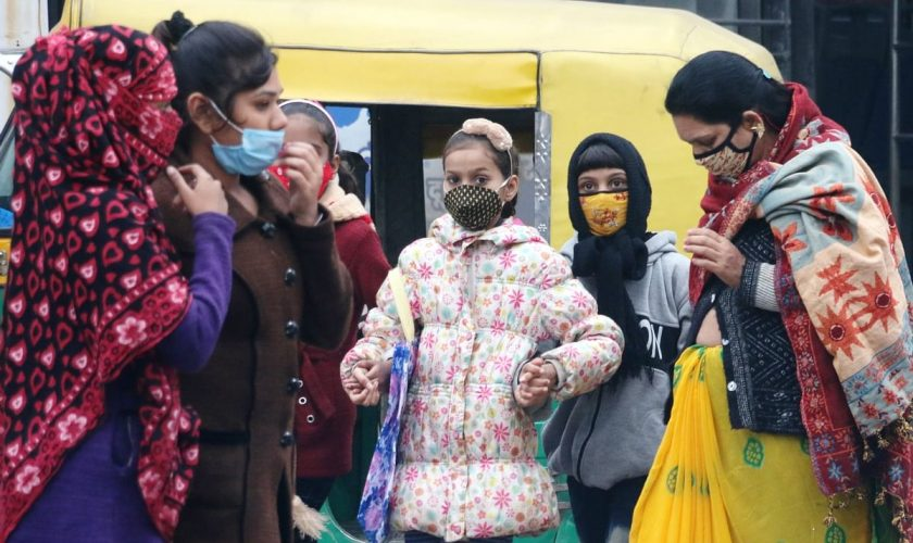 Indore: Friday night was coldest of the season at 10.9 degrees Celsius