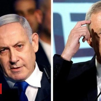 Israel elections loom as lawmakers back bill to dissolve parliament