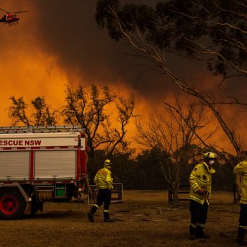 It's Australia's First Big Blaze of the Fire Season. How Bad Will the Summer Get?