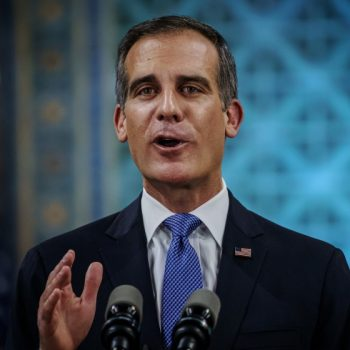 Mayor Garcetti to be deposed in harassment case involving former aide