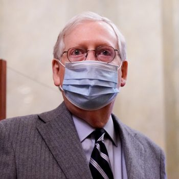 Mitch McConnell Successfully Blocked Mandatory Paid Leave For Workers With COVID