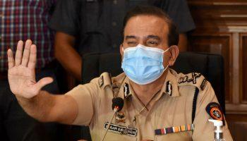 Mumbai Police Commissioner Param Bir Singh urges Mumbaikars to wear masks 'correctly'