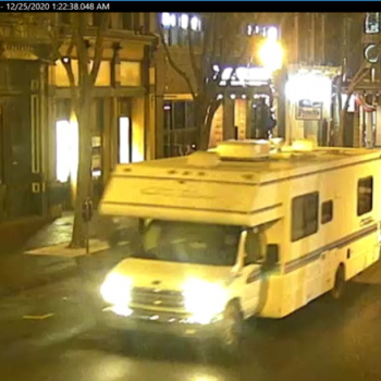 Nashville police share photo of RV linked to explosion