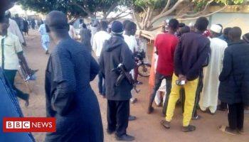 Nigeria school attack: Hundreds missing in Katsina after raid by gunmen