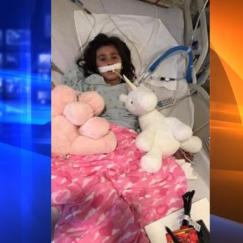 Pomona girl trapped in bathtub after Christmas tree bursts into flames rescued by firefighters